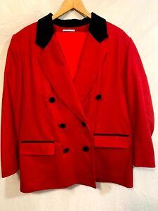 Vintage Sz 32 Pendleton Plus Plaid Jacket Skirt Suit Set- 2 Skirts - 100% Wool