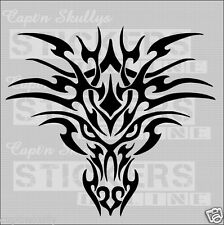 TRIBAL DESIGN DECAL 240x215mm Capt'n Skullys Stickers Online MPN 917 M/PURPOSE