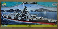 Cobi Set 4809, Battleship Tirpitz, neu und ungeöffnet