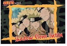 2007 Shonen Jump Naruto Secret Weapons Premium trading card promo