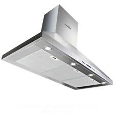5 Star Chef 1200mm Commercial BBQ Rangehood - Silver