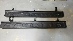 2020 toyota 4runner running boards oem