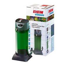 Filtro exterior para acuarios Eheim Classic 250 + llaves + esponjas