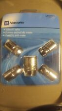 GENUINE GM 12498078 Wheel Lock Set Kit  For GMC, CHEVROLET, Buick, Cadillac