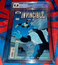 Invincible #2 CGC 9.8 Kirkman 🔥🔥 McFarlane 🔥🔥 Ottley 🔥🔥