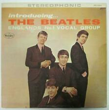 The Beatles(Vinyl LP)Introducing-Vee Jay-SR 1062-US-VG/G