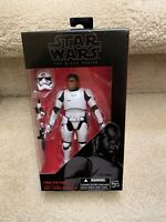 "FN-2187 Finn 6/"" The Black Series Star Wars #17 Hasbro Comme neuf in box NEW"