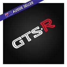 GTSR GTS-R Sticker for R31 Skyline HR31 GTS GTSX RB20 RB20DET Nissan Nismo