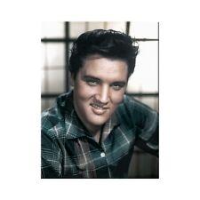 Elvis Presley the King Kühlschrankmagnet Fridge Refrigerator Magnet 6 x 8 cm
