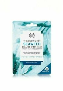 The Body Shop Seaweed Full Range - Oily Skin Cleansing Mask Gel Toner Exfoliator