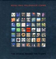 ROYAL MAIL MILLENNIUM STAMPS 2000 The Stories Behind the Stamps by Jim Davies