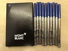 Mont Blanc Original Blue Ballpen Refills 12965