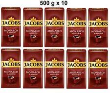 Jacobs Monarch Gemahlen 500 gr  x 10