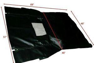 Soft Top Half Hood Cover Suzuki Samurai SJ413 SJ410 Gypsy