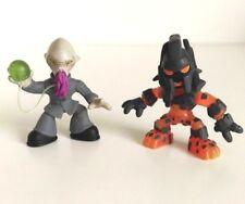 DOCTOR WHO TIME SQUAD FIGURES - Ood and Pyrovile