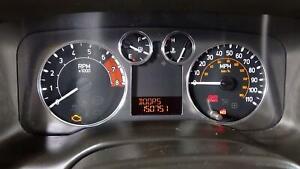 2007 Hummer H3 Speedometer Cluster Assembly 150k (Manual Transmission)