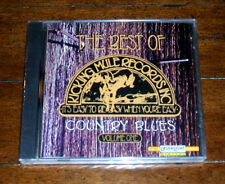 CD: V/A - Best of Kicking Mule Records, Country Blues It's Easy... Vol. 1 / 1994