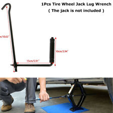 Crank Scissor Speed Wrench Tyre Wrench Repair Tool Long lasting jack Lift Tool