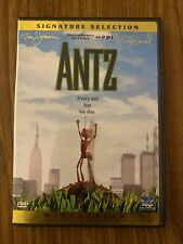 Antz (Dvd, 1999, Signature Selection) Woody Allen, Sharon Stone, Gene Hackman