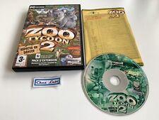 Zoo Tycoon 2 Espèces En Danger - Extension - PC - FR - Avec Notice