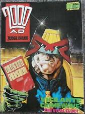 Judge Dredd Fine Grade Comic Books in English
