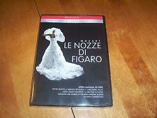 WOLFGANG AMADEUS MOZART DI FIGARO Le Nozze Paris Classic Opera 2 DVD SET NEW