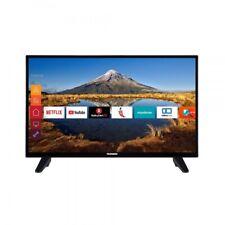 Telefunken XF32E411M LED-Fernseher 80cm 32 Zoll Full HD Smart TV 600Hz DVB-T2/C/