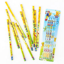 Hot Pokemon Pencils 10PCS Pikachu Anime Pencil Stationery School Supplies Gifts