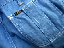 34x29 Fit Vtg 70's Mens Lee Bootcut Bells Denim Hippie Space Jeans Union Made