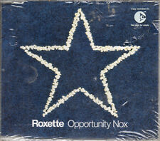 """ROXETTE """"OPPORTUNITY NOX"""" RARE CD MAXI NEW & SEALED / ANNIE LENNOX DAVE STEWART"""