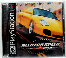 Need for Speed Porsche Unleashed (PS1) Complete - Clean,Tested & Fast Shipping