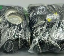 200 Beer Bottle Caps Crowns Black Mikes Hard Lemonade Clean Craft Art Recycle