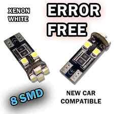 Mercedes Vito Clk Cls Sl Slk Gl 501 W5w Led sidelights ninguna advertencia Canbus Samsung