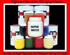 Super white Pigment 100g For Polyurethane Casting Resins, Plastics & foams