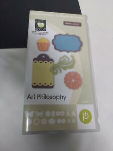 ART PHILOSOPHY Cricut Cartridge - CLOSE TO MY HEART EXCLUSIVE  link unknown