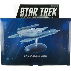 Star Trek Starship Collection USS KOBAYASHI MARU Model Special Edition Eaglemoss