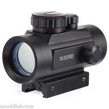Tactique Holographique Red Dot Lunette de Visée Vision pour Chasse Fusil