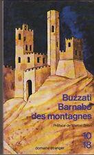 Dino Buzzati - Barnabo des montagnes - Le secret du Bosco Vecchio