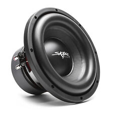 "SKAR AUDIO SDR-10 D2 10"" 1200 WATT MAX POWER DUAL 2 OHM CAR SUBWOOFER"