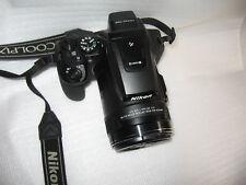 Nikon COOLPIX P900 16.0 MP Digital Camera - Black