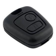2T Llave Mando A Distancia Citroen Peugeot C3 C4 C2 Transpondedor Carcasa saxo