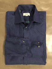 NWOT Eton Sweden Contemporary Slim Fit Dress Dress Shirt 40 15.75 35 $280
