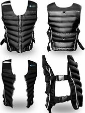 BodyRip Weighted Vest Jacket Strength Training Running Weight Loss Gym Fit