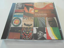 Africa Stand Alone / The mango Sampler (CD Album) Used Very Good