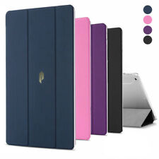 iPad 9.7 / iPad Pro 12.9 Tablet Case,Poetic Smart Trifold Leather Flip Cover