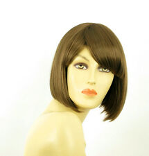 women short wig golden light brown MAIA 12