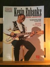 Kevin Eubanks guitar collection partition guitare tablature éditions Hal Léonard