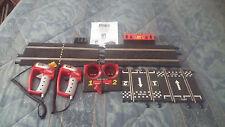 SCX Digital Display Speedometer, controllers, track, accessories