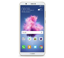 "Brand New Huawei P Smart Gold 5.65"" 32GB 4G LTE Octa Core Sim Free Unlocked UK"