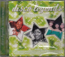 Compilation CD Disco Legends - Can You Feel The Force ? (M/M - Scellé / Sealed)